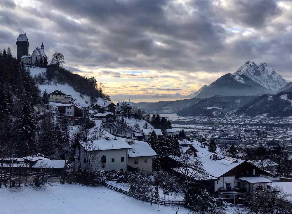 Winterwandern Tirol - ich zeige dir meine schönsten Winterwanderungen!