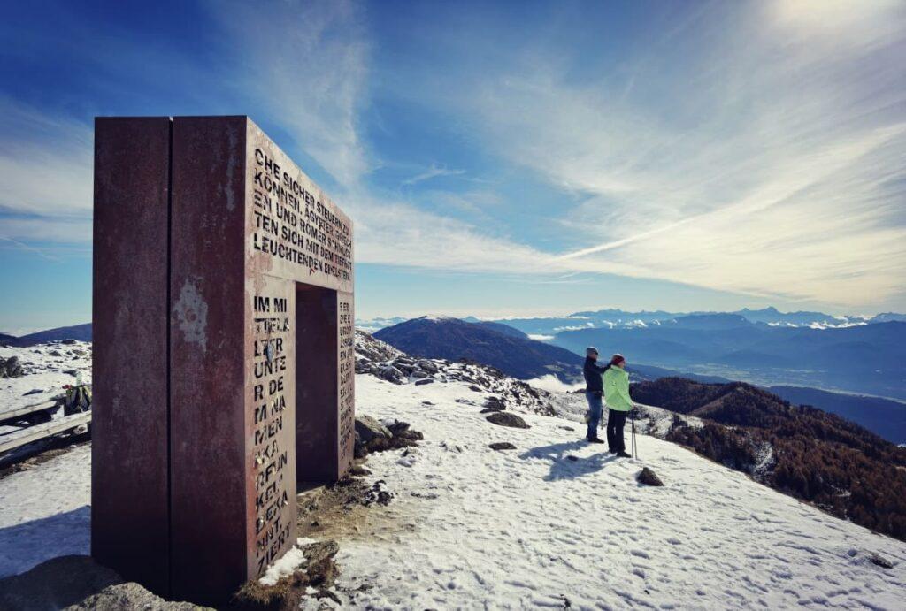 Wandern im Winter - auf den richtigen Wanderwegen und bei passenden Bedingungen