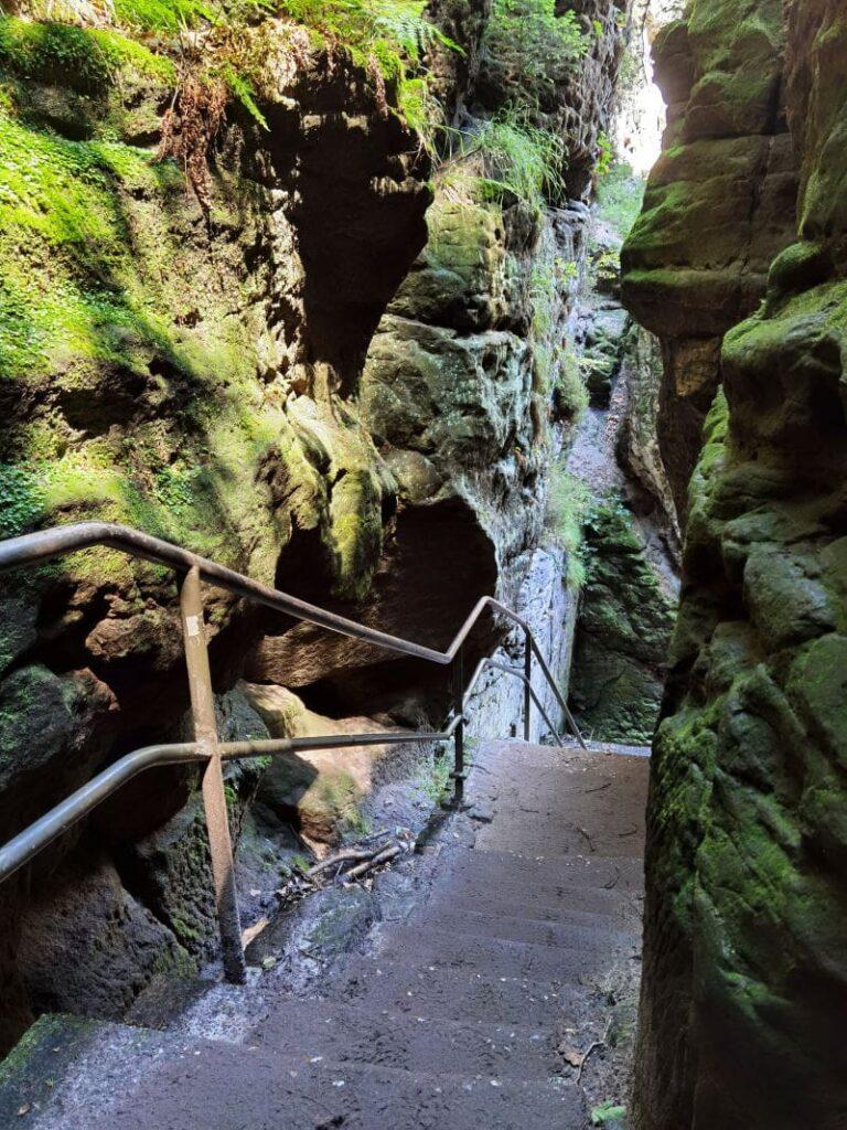 Schwedenlöcher Bastei - eine besondere Wanderung in Deutschland, die du mal gemacht haben solltest!